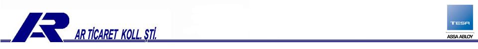 Ar Ticaret - Tesa Logo